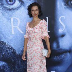 Indira Varma en el estreno de la séptima temporada de 'Juego de Tronos'