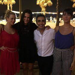 Canco Rodríguez, Melina Matthews y demás amigas en su preboda
