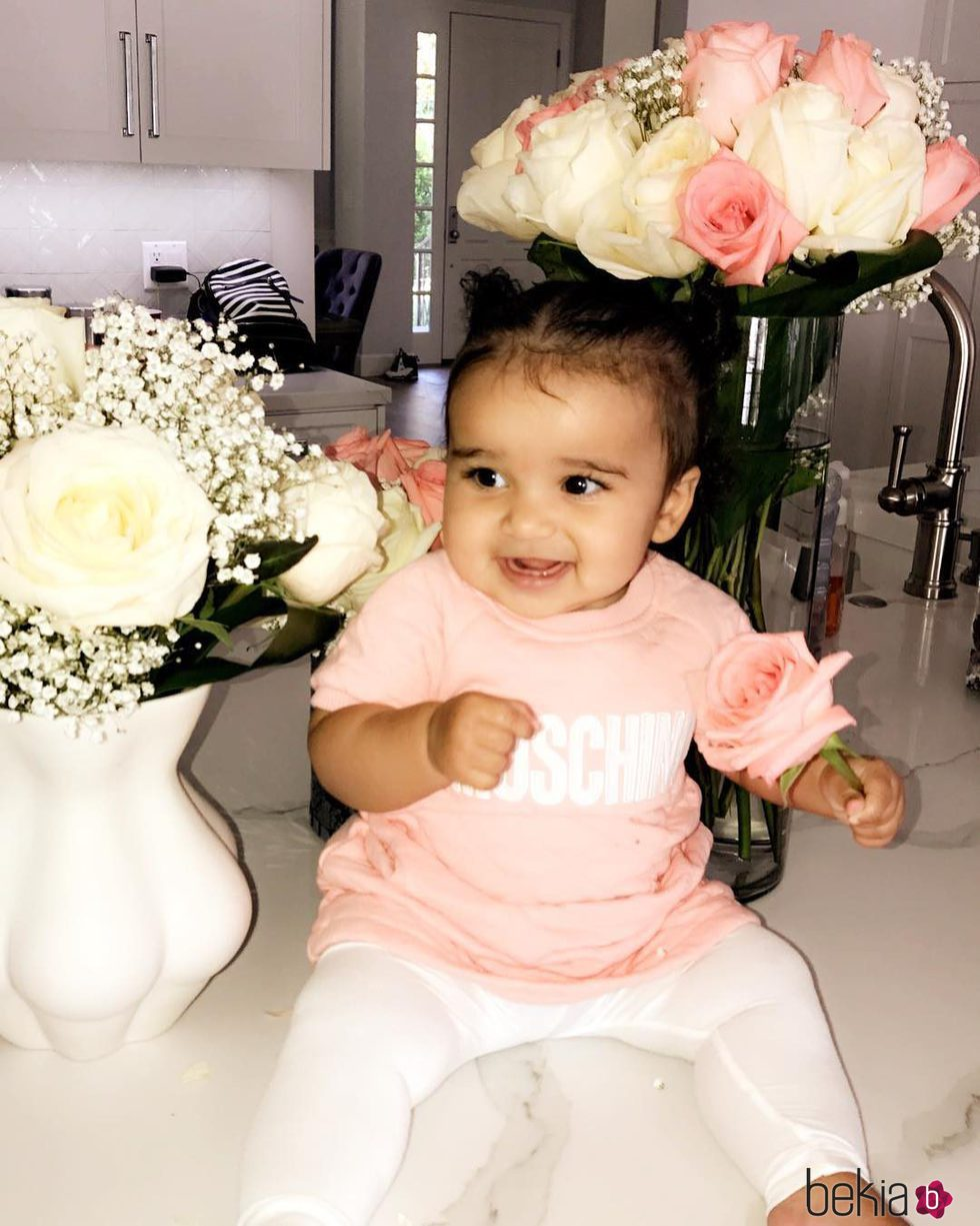 Dream, la hija de Blac Chyna y Rob Kardashian