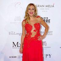 Ana Obregón en la gala Global Gift de Marbella 2017
