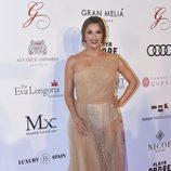 Eva Longoria en la gala Global Gift de Marbella 2017
