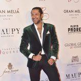 Rafael Amargo en la gala Global Gift de Marbella 2017
