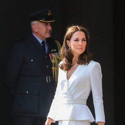 Kate Middleton en Varsovia de visita oficial