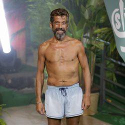 José Luis Losa, ganador de 'Supervivientes 2017' durante la gala final
