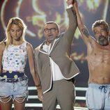 Jorge Javier Vázquez desvela que Jose Luis Losa es el ganador de 'Supervivientes 2017'