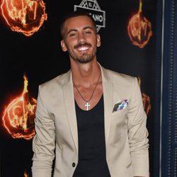Iván González en la fiesta de la final de 'Supervivientes  2017'