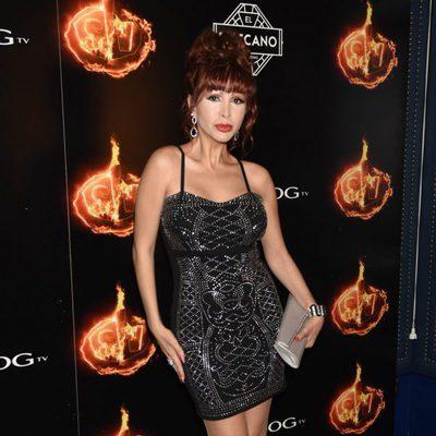 Yurena en la fiesta de la final de 'Supervivientes 2017'