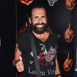 Juan Miguel en la fiesta de la final de 'Supervivientes 2017'