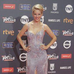 Luisana Lopilato en los Premios Platino 2017