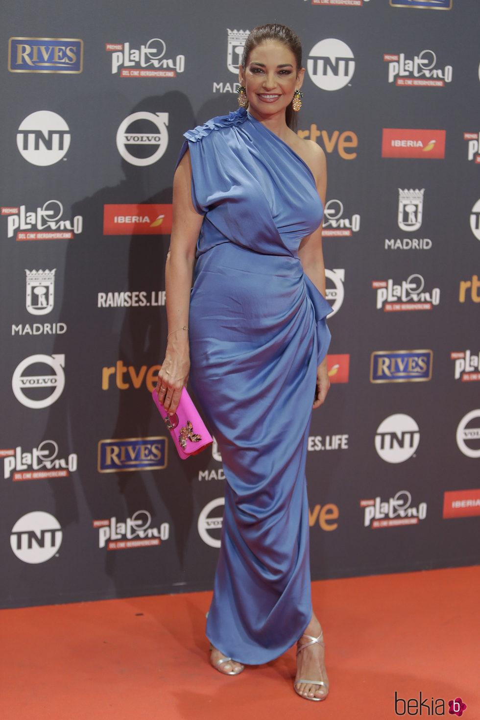 Mariló Montero en los Premios Platino 2017