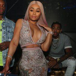 Blac Chyna en club de Miami