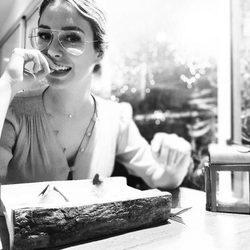 Blanca Suárez disfruta de una cena en Bangkok