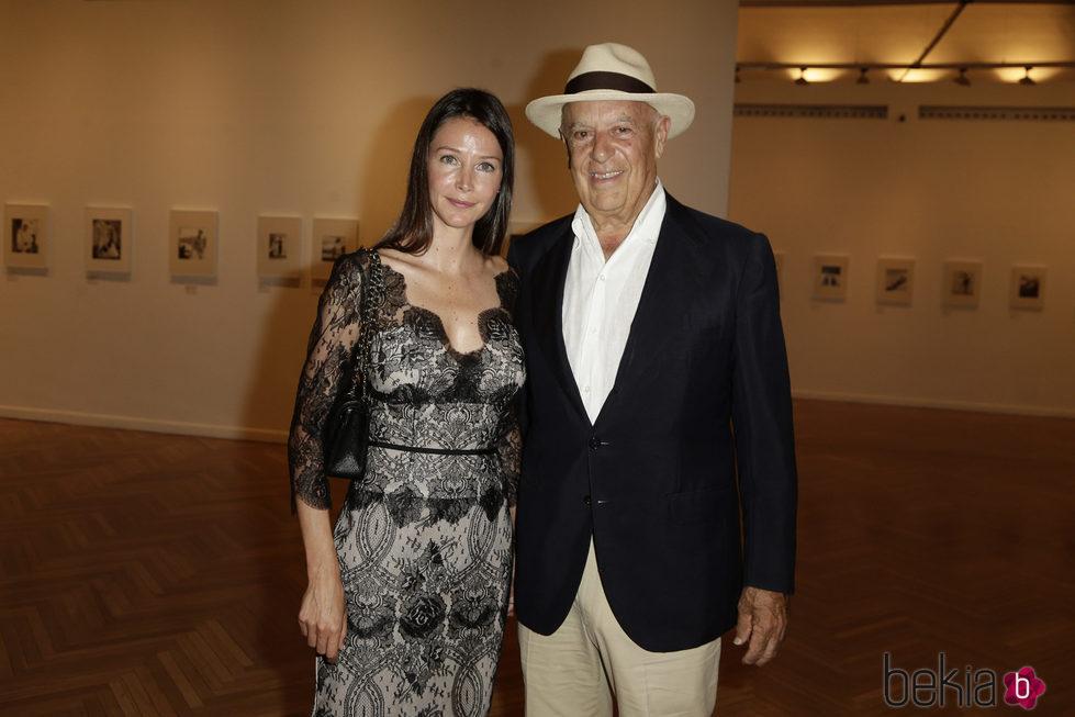 El Marqués de Griñón y Esther Doña en el evento de 'Harper's Bazaar' en Madrid