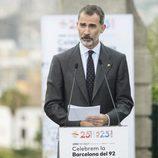 El Rey Felipe celebra el 25 aniversario de los Juegos Olímpicos de Barcelona 92