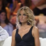 Alba Carrillo enfadada en el debate final de 'Supervivientes 2017'