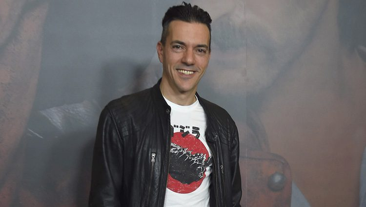 El actor Miguel Hermoso Arnao