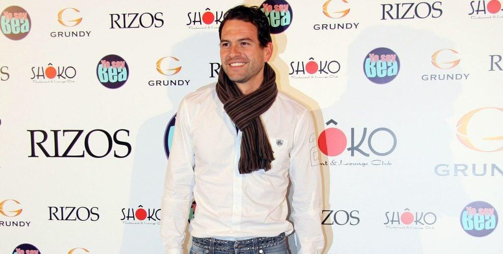 El actor Miguel de Miguel en un photocall