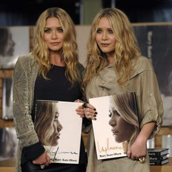 'Influence' el libro de las gemelas Olsen
