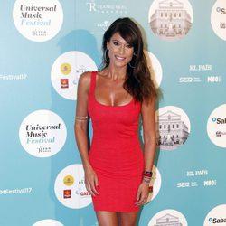 Sonia Ferrer se divierte en el concierto de Luis Fonsi en Madrid