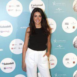 Noelia López en el concierto de Luis Fonsi en Madrid