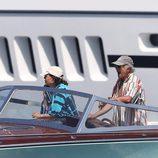 Silvia y Carlos Gustavo, Reyes de Suecia, disfrutan de las vacaciones en Saint Tropez