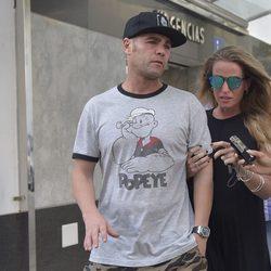 Fonsi Nieto y Marta Castro destrozados tras la muerte de Ángel Nieto