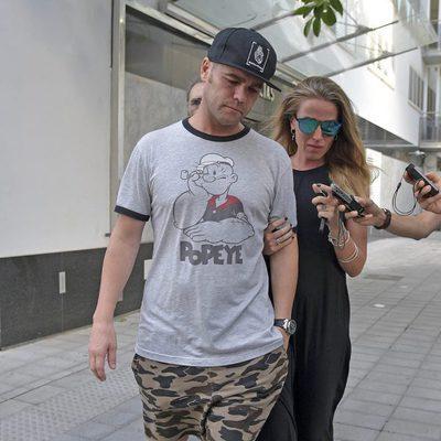 Fonsi Nieto y Marta Castro, apenados por la muerte de Ángel Nieto