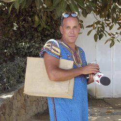 Aurelio Manzano, al más puro estilo de un califa en Marbella