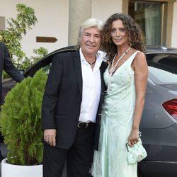 Ángel Nieto y Belinda Alonso