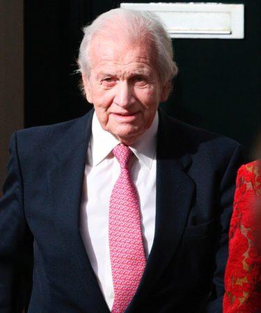 Jorge Zorreguieta, padre de Máxima de Holanda