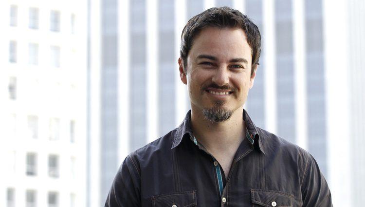 El actor Kerr Smith