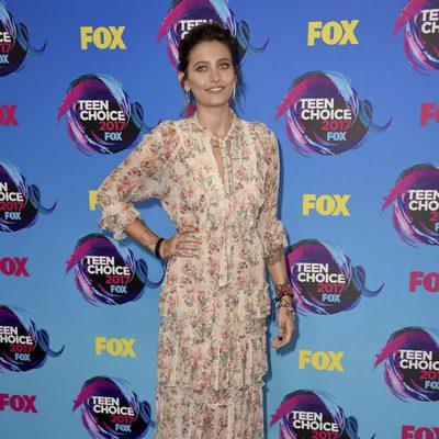 Paris Jackson en los Premios Teen Choice 2017