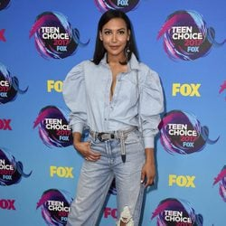 Naya Rivera en los Premios Teen Choice 2017