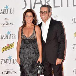 Sara Baras y Pepín Serrano en la Gala Starlite 2017 en Marbella