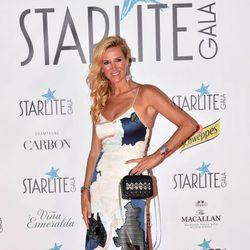 Alejandra Prat en la Gala Starlite 2017 en Marbella