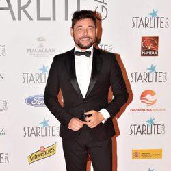 Miguel Poveda en la Gala Starlite 2017 en Marbella