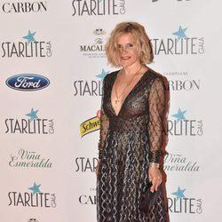 Eugenia Martínez de Irujo en la Gala Starlite 2017 en Marbella