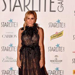 Marta Sánchez en la Gala Starlite 2017 en Marbella
