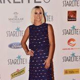 Ana Fernández en la Gala Starlite 2017 en Marbella