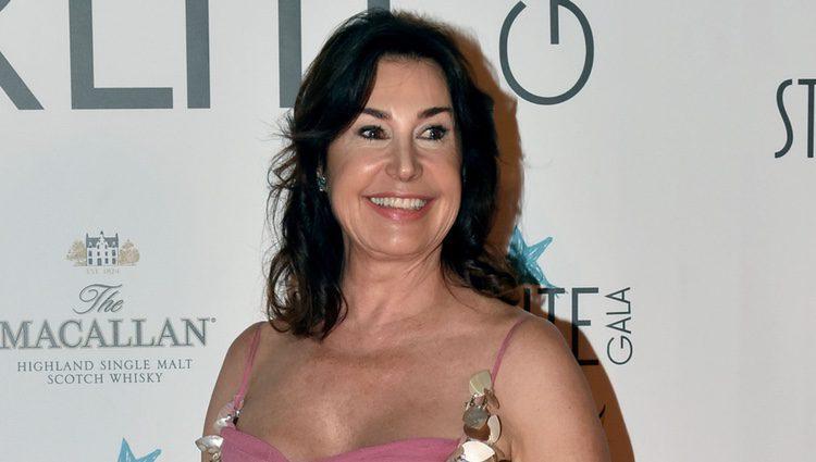 Carmen Martínez Bordiú en la Gala Starlite 2017 en Marbella