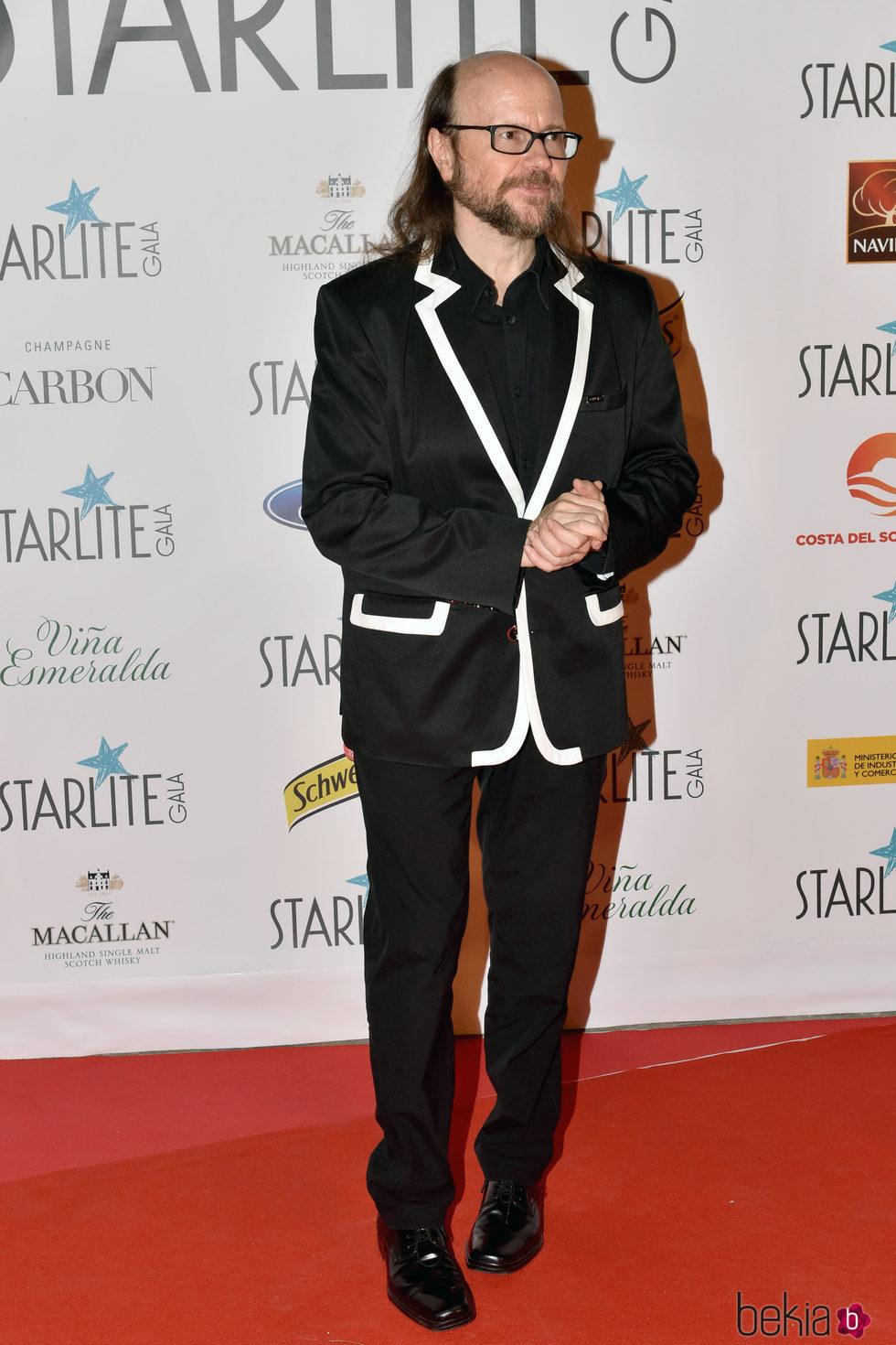 Santiago Segura en la Gala Starlite 2017 en Marbella