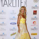 Carmen Lomana en la Gala Starlite 2017 en Marbella