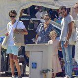 Jennifer Connelly disfruta de Formentera con toda su familia