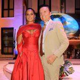 Gloria Camila y José Ortega Cano en la octava edición de la Semana Cultural Rocío Jurado