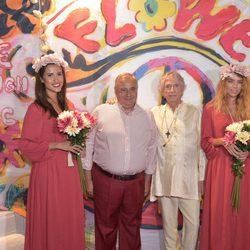 Fernando Martínez de Irujo en la fiesta 'Flower Power Pacha Ibiza' 2017