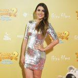 Adriana Ugarte en el estreno de 'Tadeo Jones 2'
