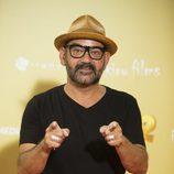 José Corbacho en el estreno de 'Tadeo Jones 2'