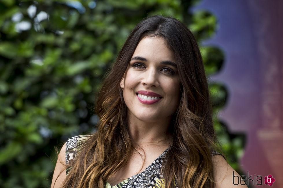 Adriana Ugarte presentada como actriz de doblaje de 'Tadeo Jones 2'