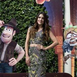 Adriana Ugarte es actriz de doblaje de 'Tadeo Jones 2'