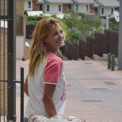 Alba Carrillo vuelve a casa tras sus vacaciones con David Vallespín en Maldivas